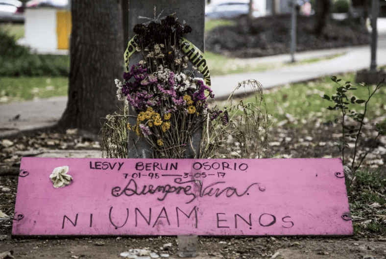 Comparecen peritos acusados por falta de debida diligencia en caso Lesvy Berlín/ Foto: Cimac Noticias