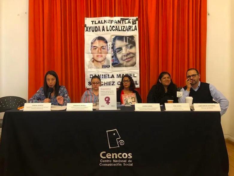 Decretan segunda AVG en Edomex por desapariciones de niñas y mujeres/ Foto: Cimac Noticias