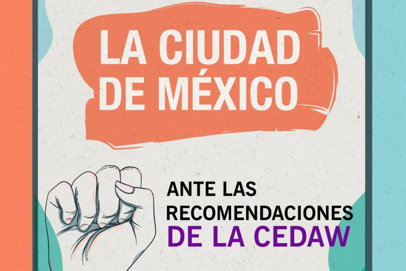 Libro: La Ciudad de México ante las Recomendaciones de la CEDAW