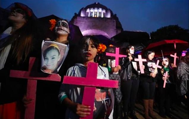 Convocatoria: La Marcha de las Catrinas 2019 en CDMX